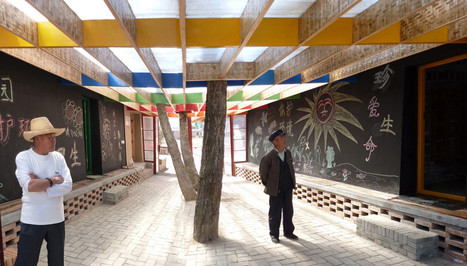 How An Innovative Bathhouse Keeps Rural China Healthy | Co. Design | Education for Sustainable Development | Scoop.it