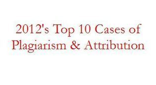 10 Plagiarism cases | Be legal and Fair | Scoop.it