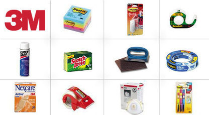 Scotch Brite, 3M, Nexcare, Ace and More Products Printable Coupons | 3M & ses marques | Scoop.it