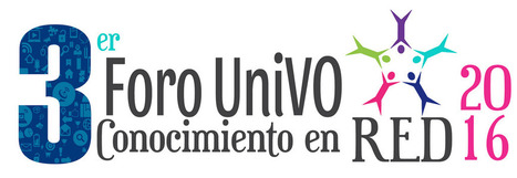 3er Foro UniVO Conocimiento en Red - Fechas | Asómate | Educacion, ecologia y TIC | Scoop.it