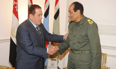 Egypt army position won't change in new constitution, says Tantawi | Égypt-actus | Scoop.it