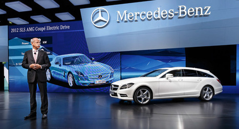 Mercedes Reportedly Plans to Cut Annual Costs by $1.3 Billion to ... | Cost  Reduction Strategies In  Manufacturing Industry | Scoop.it