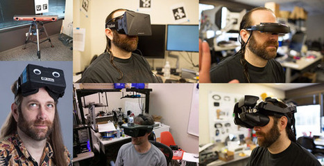 Valve: The future of Virtual Reality is just one year away | Games People Play | Scoop.it