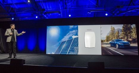 Tesla and Solar City agree to a $2.6 billion merger | Technology in life | Scoop.it