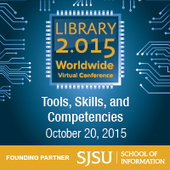 Library 2.015 Wordwide Virtual Conference | Into the Driver's Seat | Scoop.it