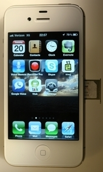How U.S. Carriers Fool You Into Thinking Your iPhone 4S Is Unlocked - Forbes | IP Communications & VoIP | Scoop.it