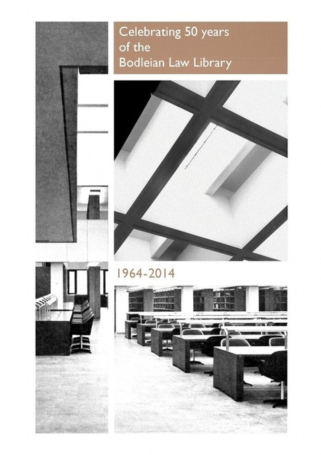 Download Booklet | Law Bod 50 : 1964-2014 | Library Collaboration | Scoop.it