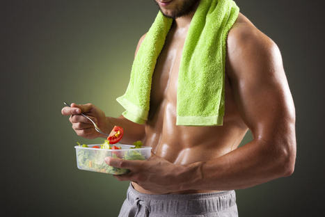 How To Eat Vegetables For Muscle Gains   SELF HEALTH   Scoop.it