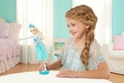 Best Price On The Frozen Ice Skating Elsa Doll | My Stages | Scoop.it