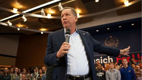 'Moderate' John Kasich Is Actually Terrifying   Everything You Need to Know           Re: Bernie Sanders   Scoop.it