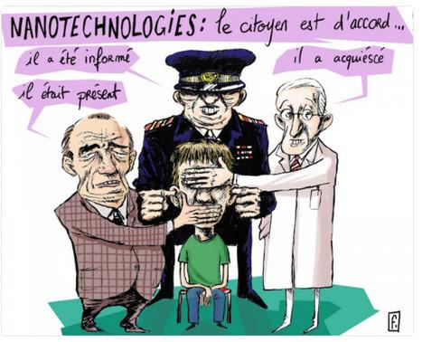 Comment s'est élaborée «l'acceptabilité sociale» des NANOtechnologies | actions de concertation citoyenne | Scoop.it