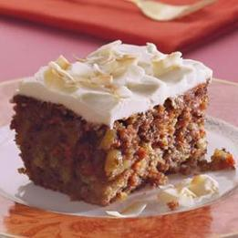 Carrot Cake | Healthy Eating for a Healthy Life | Scoop.it