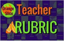 OrangeSlice: Teacher Rubric - Google Docs add-on | technologies | Scoop.it