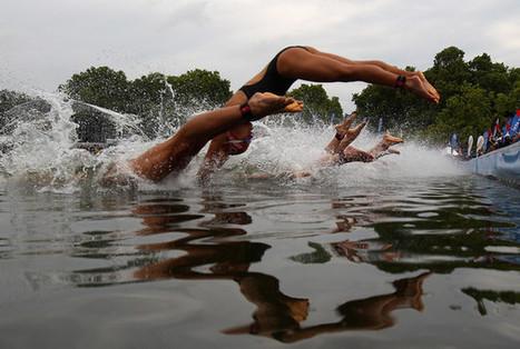5 règles pour la nage en compétition   Entrainement Triathlon   Scoop.it