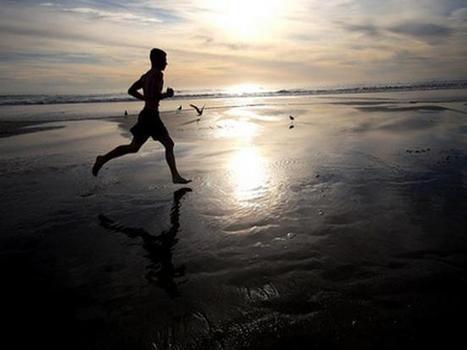 Andare a correre, stimolo di felicità! | Psicologia e sport | Scoop.it