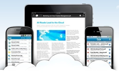 Which Cloud Storage Service Is Right for You? | GoGo Social - B2B SMB Opportunity | Scoop.it