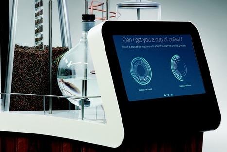 Coffee connector, une machine à café qui force la rencontre | Machines a cafe | Scoop.it