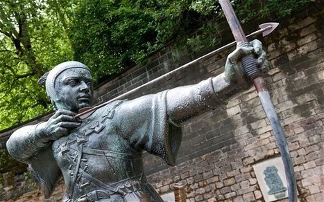 EU plans for 'Robin Hood' tax fall into disarray - Telegraph | UK Business & Tax | Scoop.it