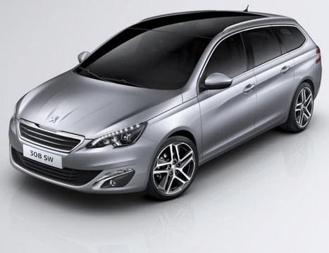 Nouvelle Peugeot 308 SW | Blog Auto - Automobiles JM | automobiles jm | Scoop.it