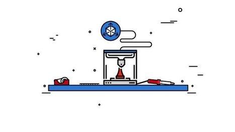 Designer et modéliser dans un Fablab | Educnum | Scoop.it