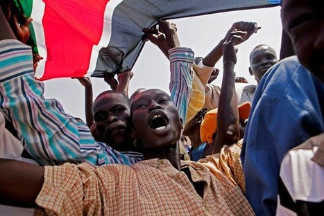 Protesters Call for Ouster of Sudanese President | Coveting Freedom | Scoop.it