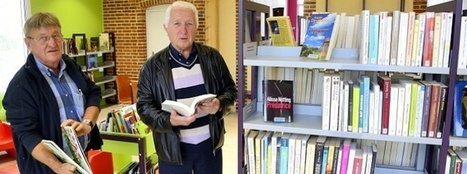 Sacquenville: inauguration de la bibliothèque-médiathèque | Grand Evreux Agglomération | L'info touristique pour le Grand Evreux | Scoop.it