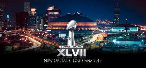 | Super Bowl 2013 : les 31 infos et chiffres clés de l'évènement ... | ToutsurlaSocialtv | Scoop.it