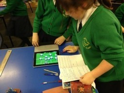 Mr P's ICT blog: Using iPads and Football to encourage reluctant boys to write | iPads in Education | Scoop.it