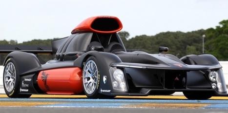 24 Heures du Mans: la voiture à hydrogène déclare forfait | Développement durable et efficacité énergétique | Scoop.it