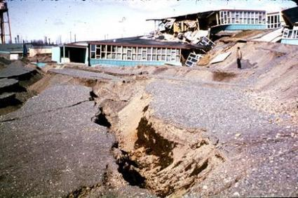Great Alaska Earthquake shook Alaska 50 years ago | Sustain Our Earth | Scoop.it