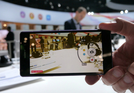 Hands On With The Xperia Z2, Sony's Multimedia-Loving 4K-Shooting Flagship Phone | TechCrunch | AiLibrary | Scoop.it