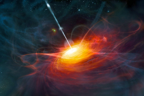 Does Free Will Exist? Ancient Quasars May Hold the Clue. | buchwurm | Scoop.it
