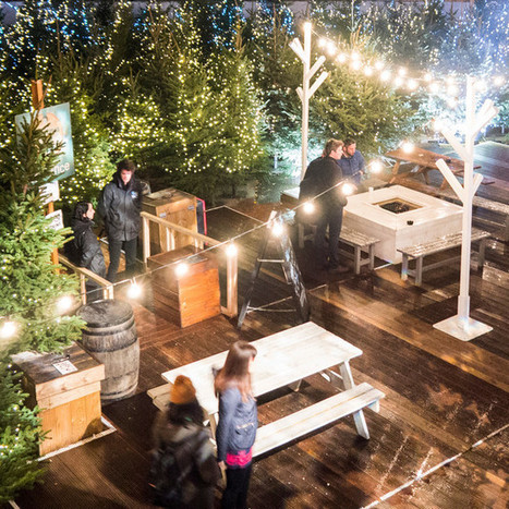 December in London is amazing and the capital is bursting with plenty of things to do and the SouthBank is one of the most lively place during Xmas. | hotels | Scoop.it