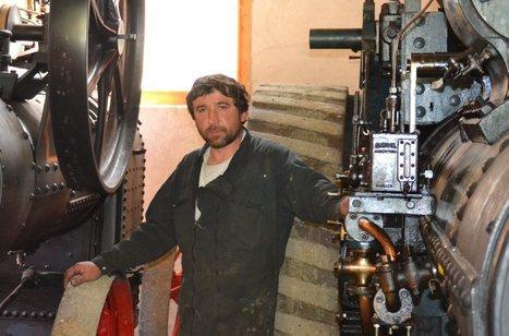 Alain Martin : la mécanique comme religion | Louron Peyragudes Pyrénées | Scoop.it