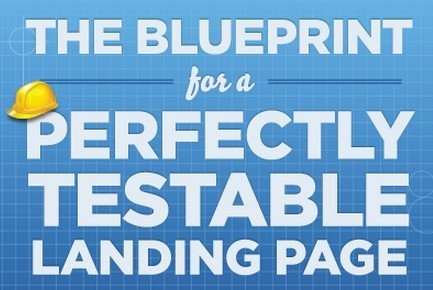 The Blueprint for a Perfectly Testable Landing Page -The Infographic | Landing Page World | Scoop.it