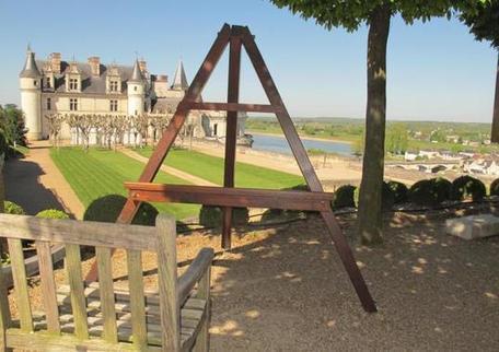 Se prendre pour Léonard de Vinci au château d'Amboise | Demeure Historique | Scoop.it