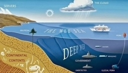 DIVING INTO THE DEEP WEB: WHAT IS IT AND CAN YOU ACCESS IT? - AIRS | Association of Internet Research Specialists | Anything Mobile | Scoop.it