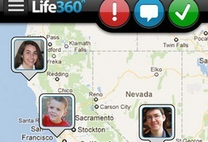 Life360 integrates its family geo-fencing app with IFTTT | web digital strategy | Scoop.it