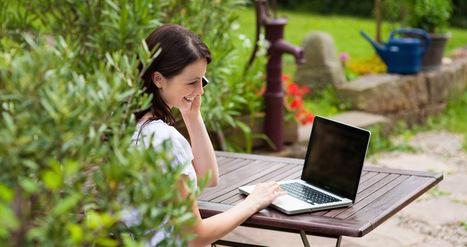 Télétravail, le travail devant sa télé ? » Inflexia - Stratégie Marketing, Digital & Social Media | Marketing d'influence | Scoop.it