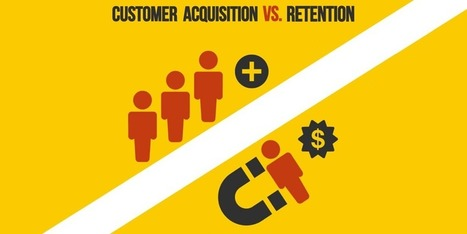 What's the Cost of Acquiring Versus Retaining a Customer? | Marketing Technology | Marketing at the Edge | Scoop.it