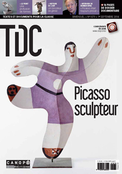 TDC, n° 1079, 1er septembre 2014 – Picasso sculpteur | | CDI RAISMES - MA | Scoop.it