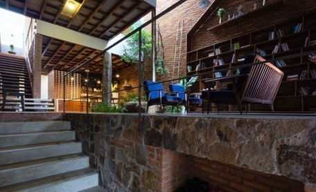 Incredible daylit house in Vietnam is filled with living trees | Societal Resilience, Foodproduction, Mobility, Living, Logistics, Infrastructure | Scoop.it