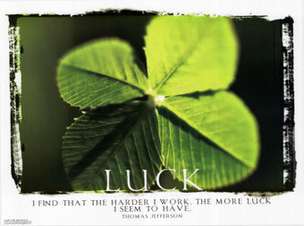 The Secret To Making Your Own Luck | Leadership and personal development | Scoop.it