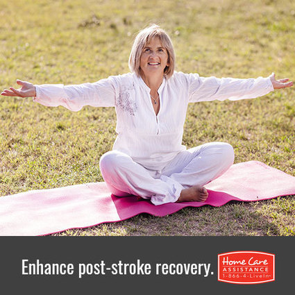 Yoga for Senior Stroke Recovery | Home Care Assistance Birmingham | Scoop.it