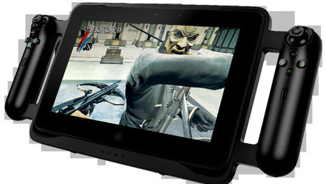 At CES, Razer rolls out tablet for hard-core gamers | Video game industry | Scoop.it