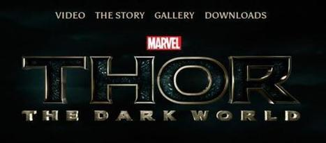 BdS » [Cine] Disponible la web oficial de Thor: El Mundo Oscuro ... | Movies, TV, Books, Comics, Games | Scoop.it