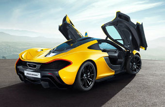McLaren P1 production to start this year - Trade Arabia | super cars | Scoop.it