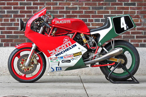 Ducati 750 F1 | Ductalk Ducati News | Scoop.it