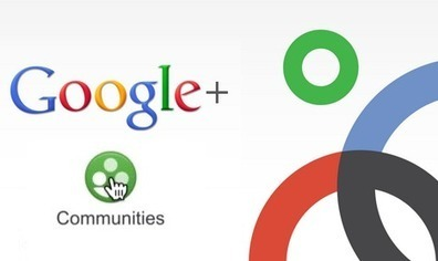 Google+ Communautés : fonctions et tutoriel | Time to Learn | Scoop.it