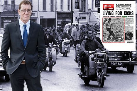 Mods v Rockers! The beach battles that rocked Britain in 1964 - and terrified ... - Mirror.co.uk | British Music Scene | Scoop.it